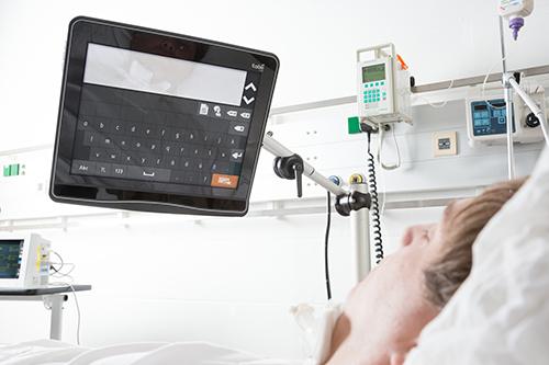 Tecnologia para comunicação com pacientes