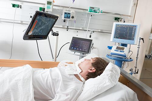 Sistema Tobii Healthcare para UTI