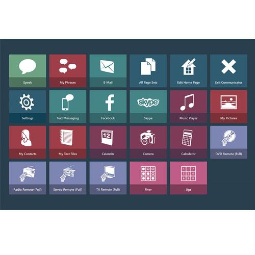 Tobii Communicator 5 - Software de Comunicação Alternativa e Acesso ao computador